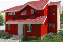 Sarkans / A cor vermelha