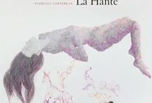 Éric Pessan : La Hante / http://www.editionslateliercontemporain.net/collections/litterature/article/la-hante