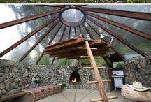 Maison cabanes