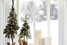 christmas. / by Lisa Barkand