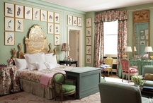 Bedrooms & Bathrooms / Private spaces for resting, relaxing, and dreaming / by Jenny Brewster Style