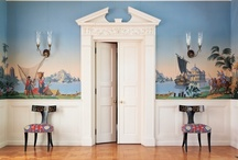 Foyers, Entries, Halls, & Stairways / Spaces that welcome and transition / by Jenny Brewster Style