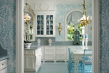 Kitchens / Expansive or compact, the heart of the home / by Jenny Brewster Style