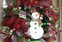 holiday  / My favorite pins of Christmas Decorating.  / by Jamie Farish