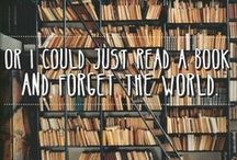 Books over looks. / For my fellow literature lovers.