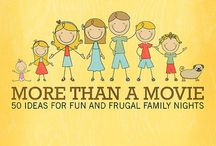 Family Fun / Things To Do With My Family!! / by Ninah League