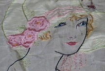 Vintage Embroidery / by Carol Rutherford