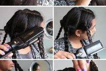 Peinados y cuidados