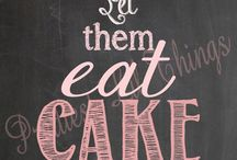 Cake and Cupcake Ideas/Tips / Cake and cupcake designs, tips, and tricks.  / by Ninah League