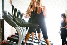 Working On My Fitness / by Amanda Hess