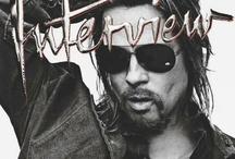 Album especial de Brad Pitt por Guy Ritchie