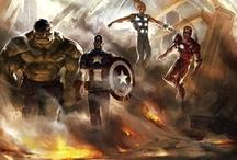 Superhéroes!!!