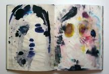 Sketch Books and Creative Journals