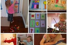 Creative Kid Ideas / by Brittany Gaunder