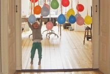 Birthday Party Ideas for Little C / by Brittany Gaunder