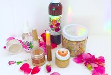 Plant Makeup collections / featuring current + past Plant Makeup collections, available on plantmakeup.com