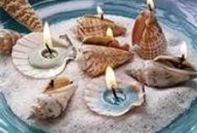 Seashell Crafts / Add some ocean feel into your everyday life with these seashell crafts! / by JAM Paper