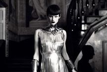 into the night / fashion by night / by ariana sexton-hughes