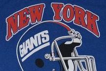 NY Giants / It's football season! / by JAM Paper