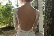 Back...to the Future / Backless bridal gowns or backs too perfect not to post!