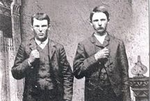 The Lawful and the Awful / Wild West Lawmen and Outlaws