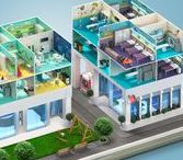 The Newtons Laboratory / cgi, 3d illustrations, photography, advertising
