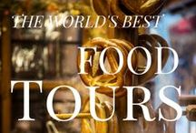 Walking Tours, Food Tours, Chocolate & Cupcake Tours / Best ways to #experience a #destination. Here is a compilation of the best tours from around the globe - Follow/bookmark for your next vacation. Come explore and experience for yourself what so many loyal visitors have already discovered. / by Jeniffer Homes
