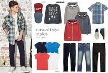 Teen Boy Fashion / Fashion for older boys - young men.