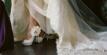 Wedding Shoes Inspiration / Come see our wedding shoes from our brides, wedding flats, wedding pumps, wedding stilettos, wedding wedges and more View more here: http://kevinlevuweddings.com