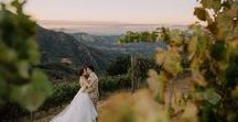 Winery Weddings / Weddings that have taken place at a winery. Photos by Kevin Le Vu Photography http://kevinlevuweddings.com