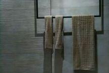 WANDTEGELS | Structuur tegels / gestructureerde keramische tegels met relief of 3d structuur zijn ideaal voor de badkamer, spatwand in de keuken of als accentmuur