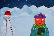 Christmas / by Artbyasta