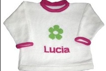 Personalized for Girls! / Adorable personalized clothing and gifts for little girls