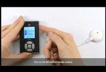 Naída CI Instructional Videos / Instructional videos for the Naída #cochlearimplant sound processor