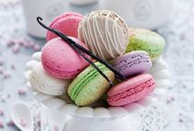 J'adore les macarons / by Petite Sweet