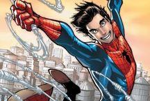 Spider-Man / Spider-Man: Marvel's Greatest Hero.