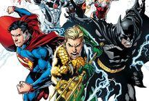 Justice League / The Justice League: World's Finest.