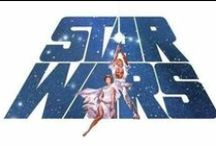 Star Wars / Star Wars: A Long Time Ago In A Galaxy Far, Far Away...