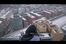 Roofer's Point of View / This documentary is about the Russian photography duo Vadim and Vitaliy, who climb to dizzy heights, without any form of safety device and shows off the city from an impressive perspective.