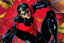 Nightwing / Nightwing: It's always been about catching people when they fall.