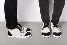 HUB X MdH / Collaboration between HUB Footwear and fashion designer Marije de Haan. A special limited edtion sneaker HUBXMdH.