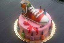 le mie cake / Queste sono le mie torte,la passione della mia vita