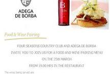 Wine tasting March 25th / Adega da borba wine tasting