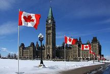 Oh, Canada / Pictures of Canada / by Dysfunctional Bubble