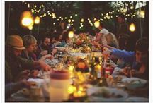 21 / Inspiration for an outdoor summer evening party for my 21st birthday