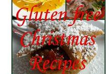 Christmas / Gluten free. Egg free. Christmas recipes