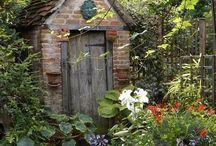 Pihasuunnittelu / Ideoita pihalle  puutarhaan