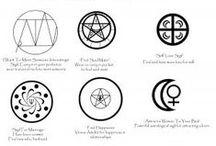Símbolos: Glifos mágicos