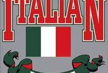 Being Italian / All Italian. / by linda zollo