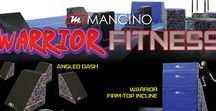 Mancino Warrior Fitness / The Warrior Fitness Program has been battle-tested for rigorous use and built to stand up to years of course run and configurations!